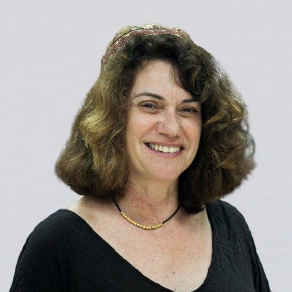 Rabbi Kinneret Shiryon